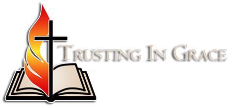 Trusting In Grace Logo
