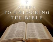 7 Steps To Unlocking The Bible