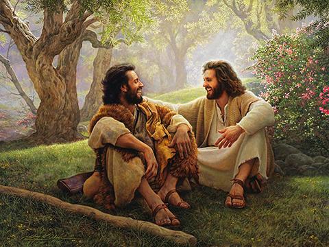 Joyful Jesus